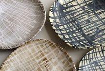 Ceramics / Mainly contemporary ceramics but also traditional
