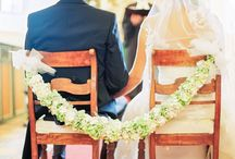 Ceremony & Church Ideas / Wedding Decoration and Concepts for the church