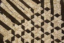 Pruhované šití