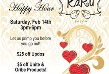 Events / Find exciting events that KaRu Salon is participating in or hosting. / by KaRu Salon