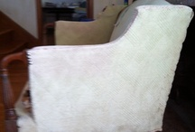 settee plan / by Heather Gibbons