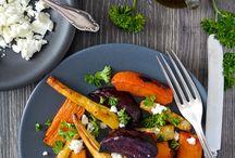 Gemüse frisch, gekocht, gebacken etc.