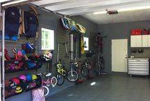 Current Home Reno - Garage / by Courtney Chambers