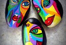 magneti cu pietre