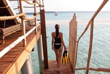 MALDIVES / Explore the azure blue waters of the Maldives and everything they have to offer right here..