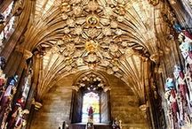 Cathedral's and small churches / Cathedrals and small churches