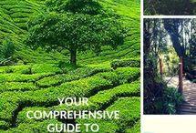 Traveling Peninsula Malaysia