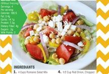 Salads / by Sarah Davidson