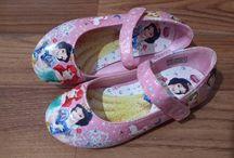 anak, sepatu sandal import