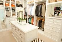 my closet / by Michelle Donoghue Burden