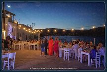 String Lighting Arrangements by Mike Vekris Wedding Entertainment