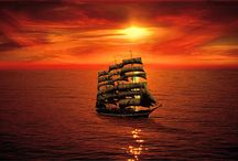I love tall ships ! / by Ina Grobler
