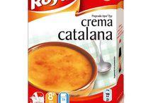 Édességek / Katalán finomságok, kekszek, pudingok