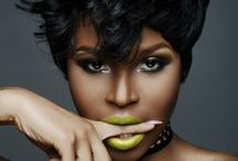 Green Lipstick and Lip Gloss / by Blaq Vixen Beauty