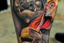 tattoo inspiration brian froud/labyrinth