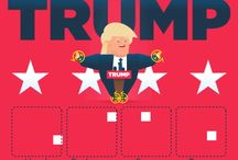The Making of Trump Facts / www.allthetrumpfacts.com was an animated series created by Cub animation studio in London in the run up to the 2016 US Presidential election