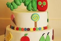 Cakes and sugary treats