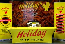 Booth / Holiday Fried Pecan Booth