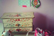 Vintage crafts / Vintage decoracion y crafts