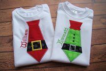 Christmas Shirts / by Krista Ward
