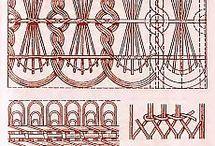 pletení - techniky