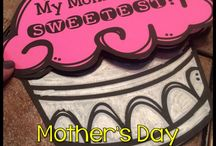 Mother's Day School Crafts, Gifts & Projects