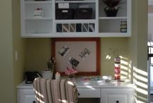 home office / by Laurie Smith