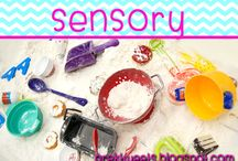 Sensory / Sensory ideas for pre-k and kindergarten.