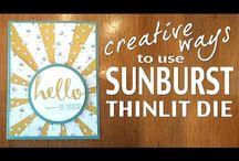 SU sunburst