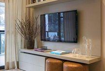 Living room dashboard