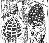 Zentangle / Art / by Betty Almes
