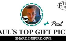 Gift Experts TOP Gift Picks / by ThingsEngraved