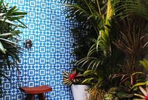 Outdoor Spaces / Design and style ideas for outdoor spaces and gardens