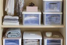 Cambio di stagione / Organizza al meglio il tuo guardaroba mixando ordine, praticità e stile.