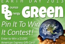 Earth Day 2013 Contest