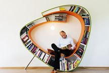 Bibliotheque decoratives