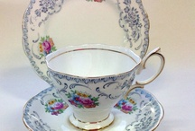 Teacup - teapot