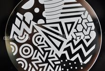 Abstract Stencil Inspirations - ASI.