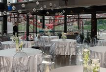 Infinity Events / Real events at The Bridge Building in Nashville, TN by Infinity Events & Catering.