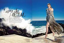Mermaid / Fashion photography