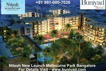 Nitesh Melbourne Park / Nitesh Melbourne Park Hennur Road Bangalore
