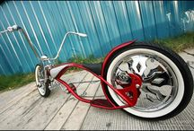 Low riders and beach cruisers