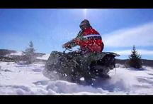 Super Traxx Vehicle, ATV Snow