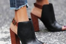 FOOTWEAR / shoes, heels, sandals, platform, strapy, boots