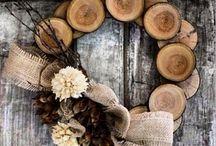 Diy autumn fall decor