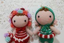 luvly_dolls / crochet doll