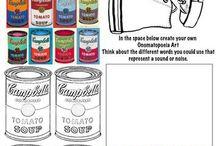 art worksheet