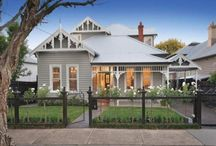Weatherboard homes / Inspiration for my new home!