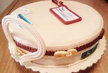suitcase cake / cake opera