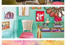 Color Palettes / by Michelle Dean Nelson